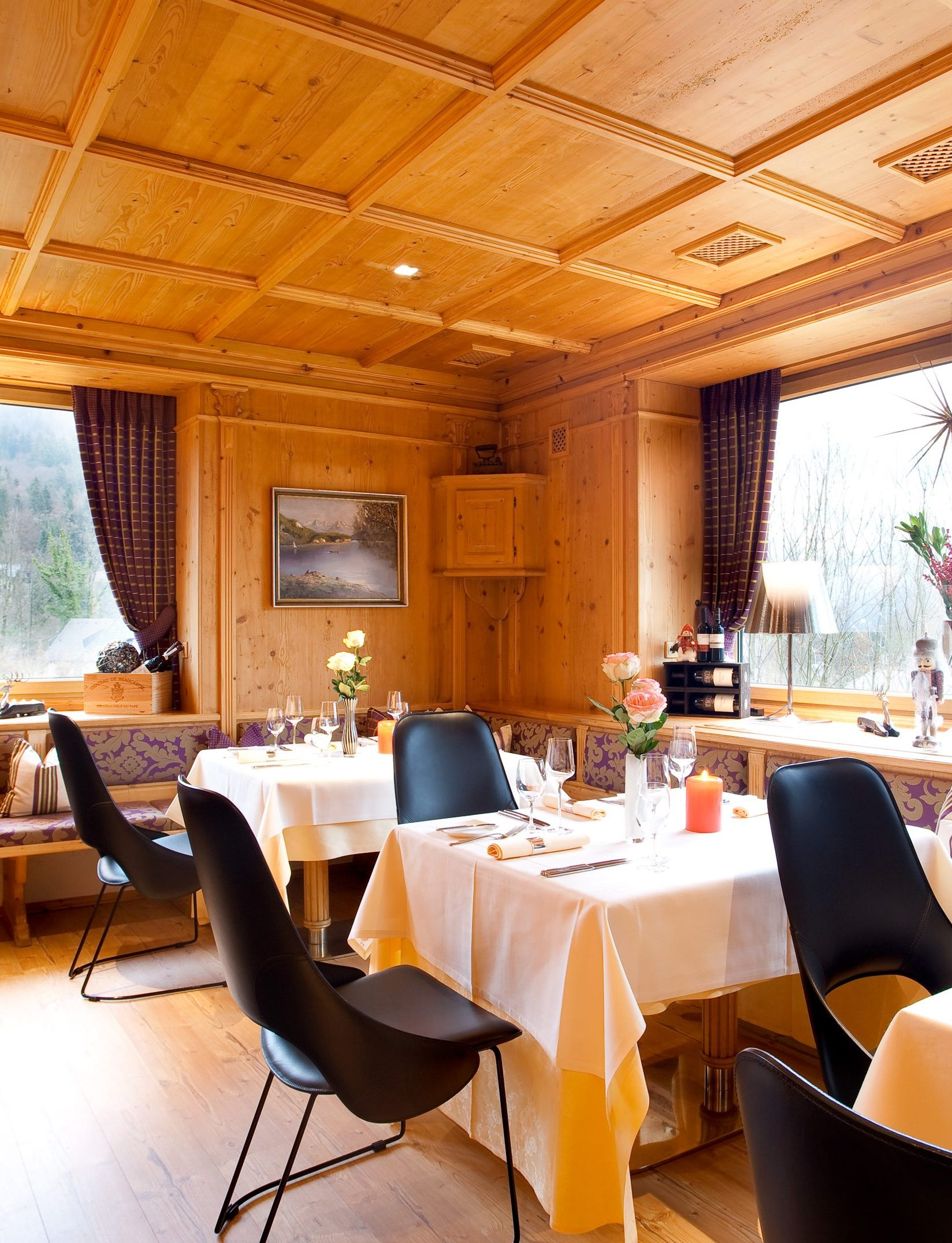 Haus am Hang – Restaurant Haus an Hang in St Gilgen